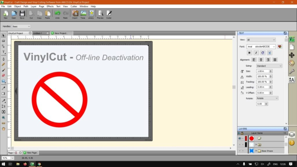 PART-5-Off-Line-Deactivation